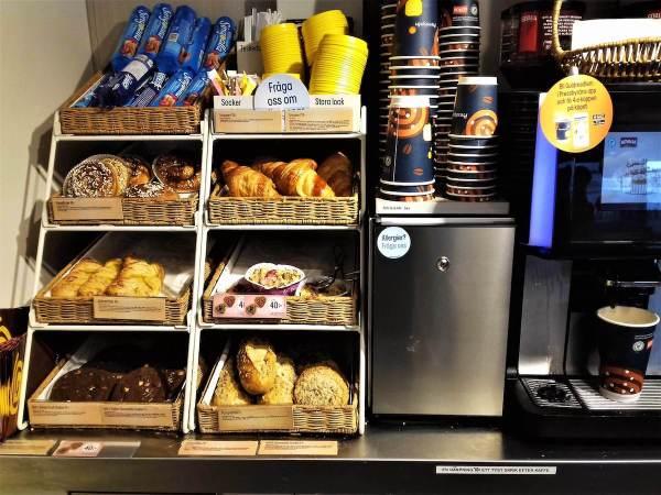 Pastry Shop in Stockholm