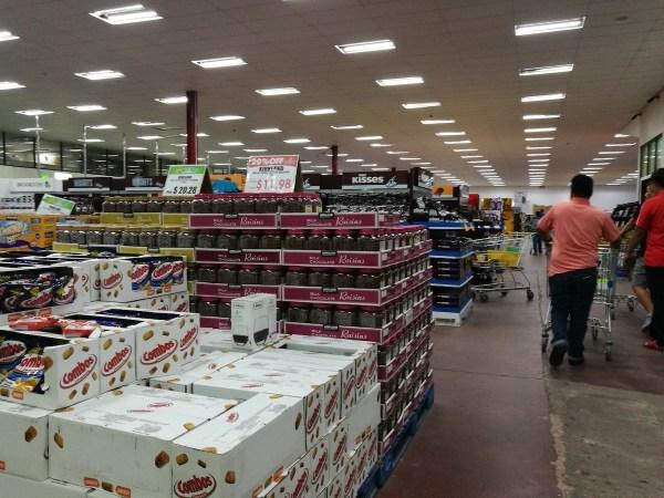 Puregold Duty Free Shop near Clark International Airport