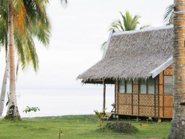 Tarzans Beach Resort in Siargao Island