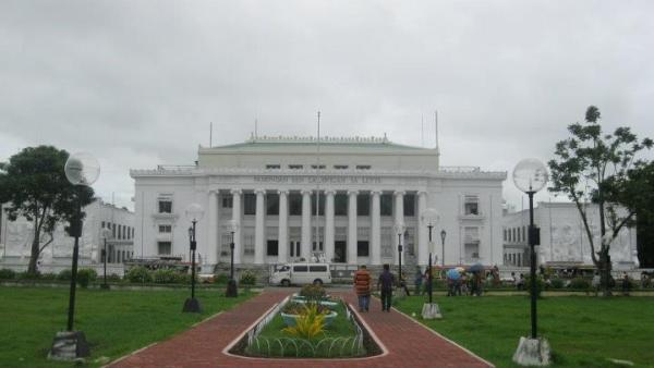 The Leyte Provincial Capitol