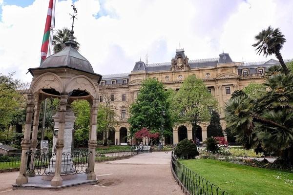 plaza de gipuzkoa San Sebastian