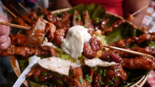 Barbecue at Sugbo Mercado