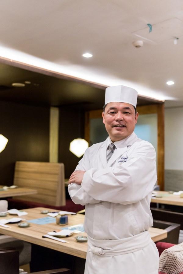 Chef Hiro - Masahiro Mizumoto