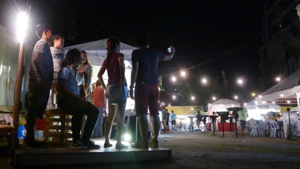 Groufie at Sugbo Mercado