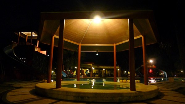 Jacuzzi at Hagnaya Beach Resort
