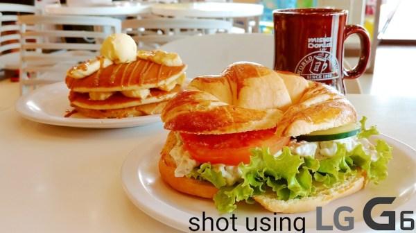 LG G6 Food Mode