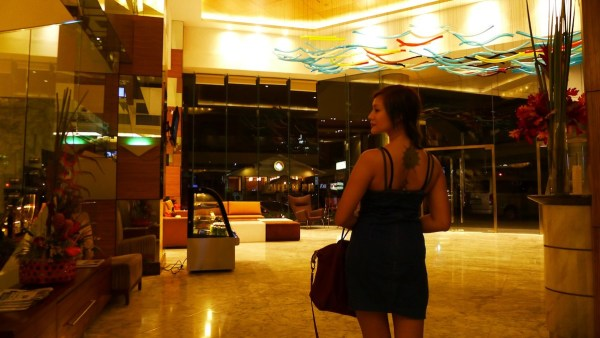 Lobby at Best Western Plus Lex Cebu