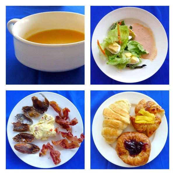My Breakfast Buffet Plate