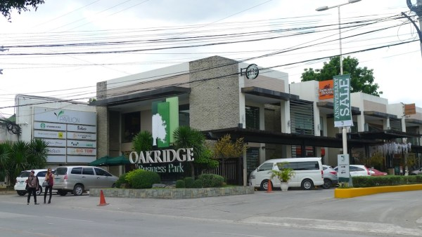 Oakridge Business Park - Relaxing Massage in Cebu