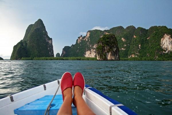 Phang Nga Bay Thailand