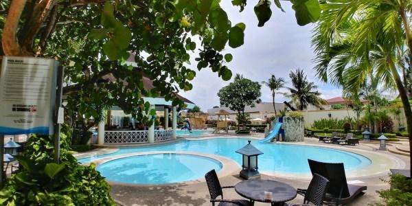 Poolside Waterfront Cebu City
