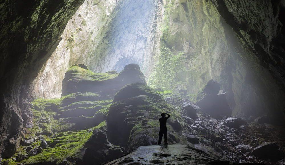 Son Doong Cave in Phong Nha Ke Bang National Park