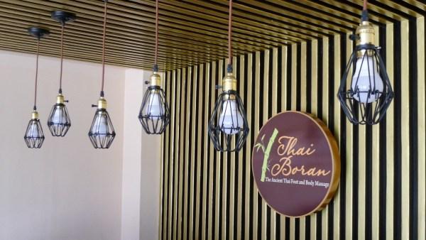 Thai Boran Cebu Reception Area