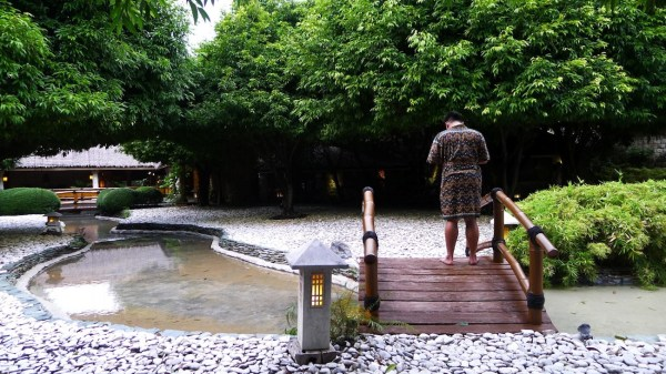 Ancient Japanese Village at Mogambo Springs
