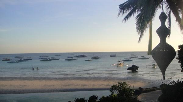 BTR's Tranquil seascape
