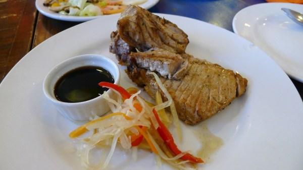 Blue Marlin at Mooon Cafe Cebu