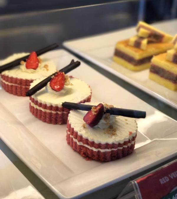 Desserts at Mojo Cafe photos from Bintan Lagoon Resort FB