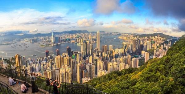 Hong Kong Skyline Explore a Different Hong Kong