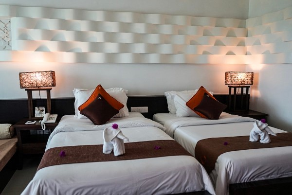 Spacious Rooms at Bintan Lagoon Resort
