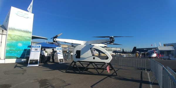 SureFly helicopter Drone