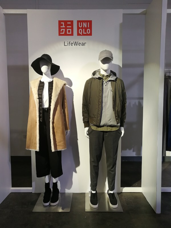 UNIQLO LifeWear Fall and Winter 2017 Collection