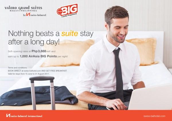Valero Grand Suites Promo