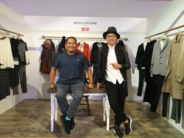 With Myke Soon at One Gallery Makati