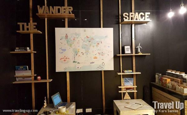 the wander space maginhawa