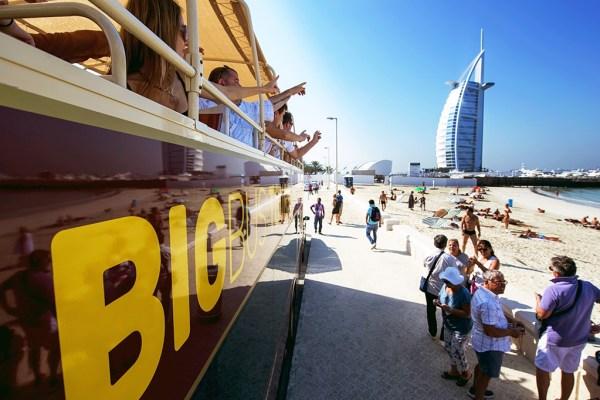 Big Bus Dubai