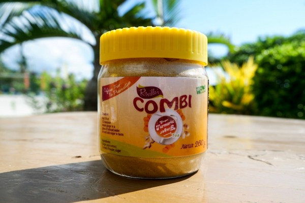 Combi - Ginger and Turmeric