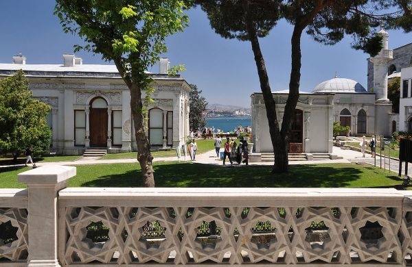 Grand Kiosk of Topkapi Palace in Istanbul - A Weekend in Istanbul