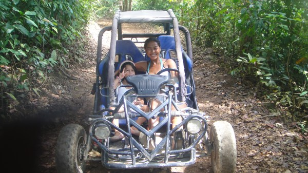Joyride on the Buggy Car