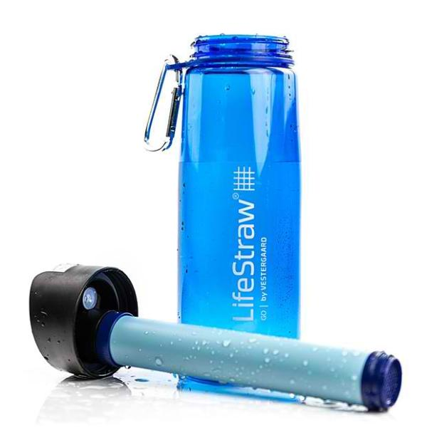 LifeStraw Go Portable Water Purifier