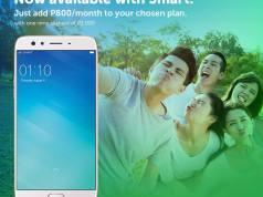 OPPO F3 Plus Smart Postpaid