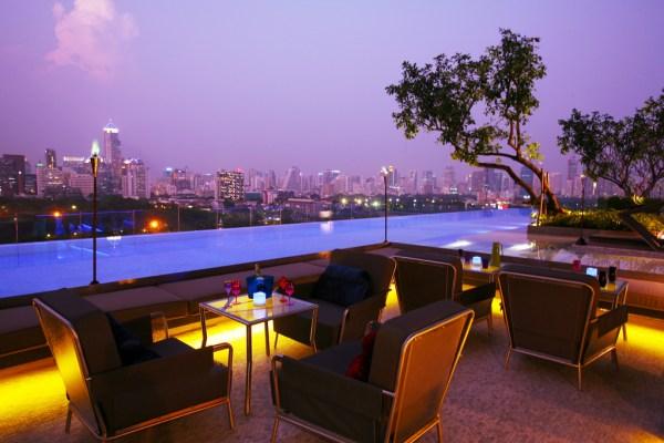 Pool Party in Bangkok
