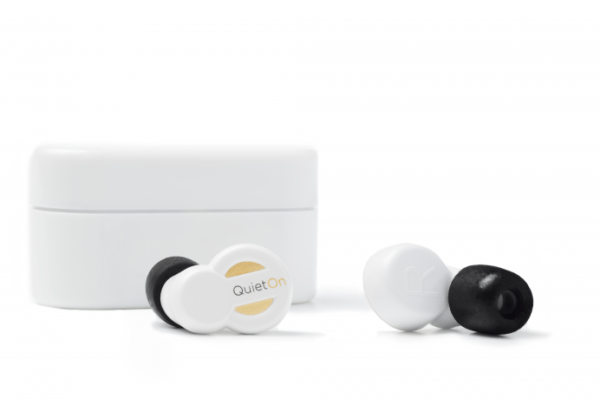 QuietON Noise Cancelling Earplugs