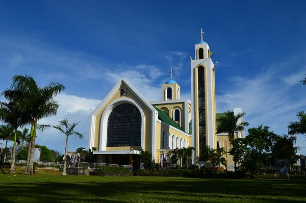 Basilica of Our Lady of Peñafrancia