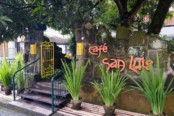Cafe San Luis in Lucban Quezon