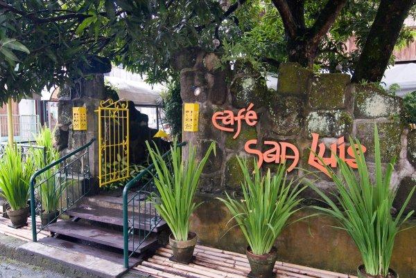 Cafe San Luis in Lucban Quezon