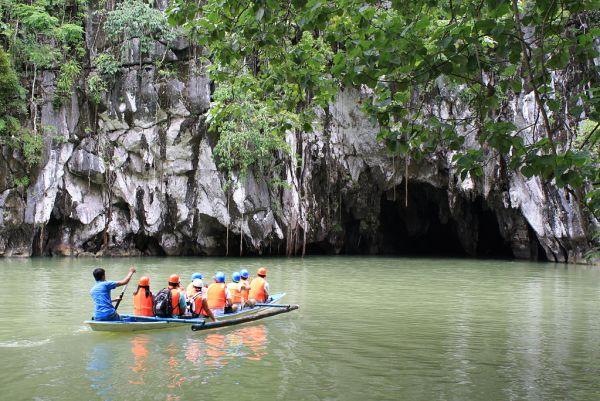 Entrance to the Puerto Princesa Underground River