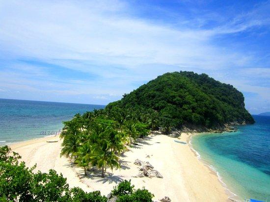 Isla de Gigantes: Cabugao Island