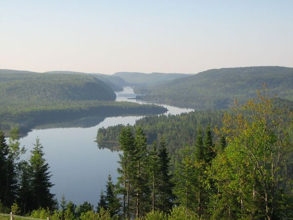 La Mauricie National Park photo via Wikipedia