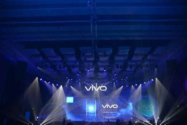 Vivo V7 Plus Launch in Manila