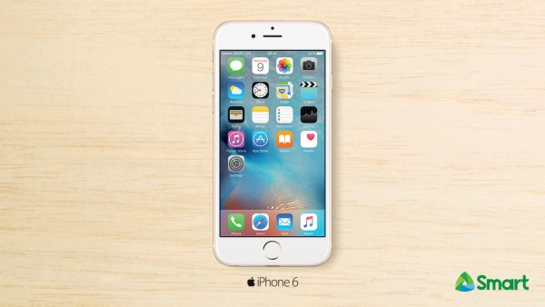 iPhone6 Twitter on Smart Postpaid Plan 999