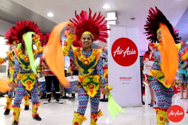AirAsia Now Offers Flights From Manila To Iloilo