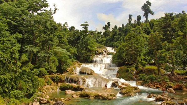 Aliwagwag Falls Travel Guide