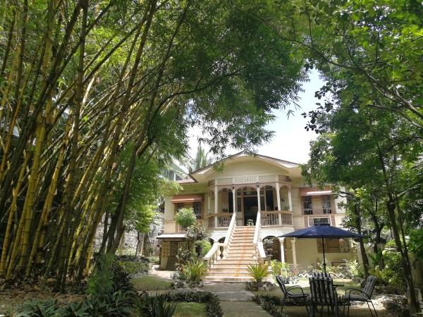 Balili House in Tagbilaran City Heritage Tour in Bohol