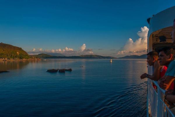 Ferry to Romblon photo via Romblon Islands FB