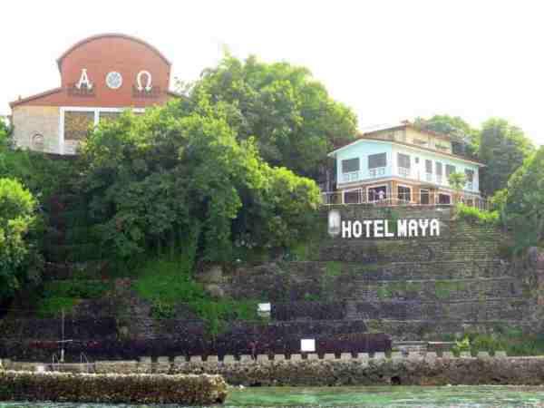 Hotel Maya in Culion Palawan