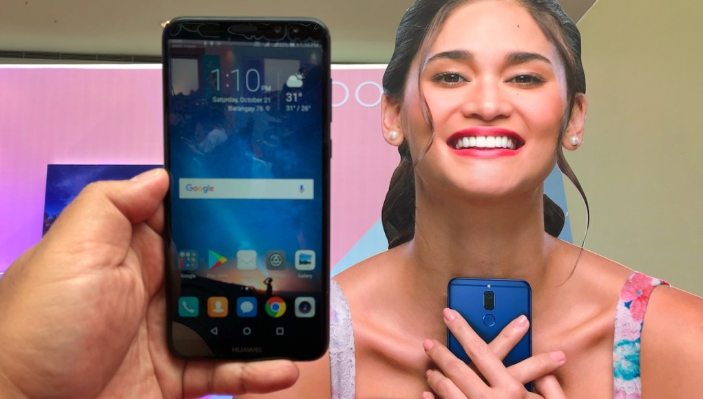 Huawei NOVA 2i now available in the Philippines